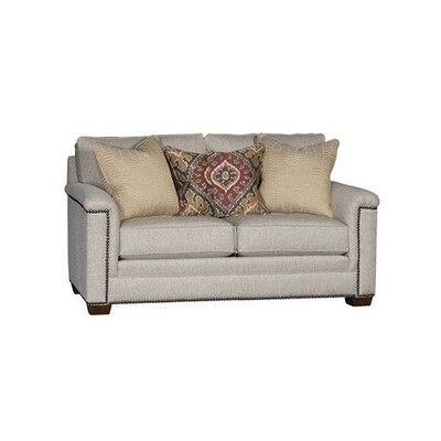 Southbridge Loveseat Upholstery: Aries Mineral