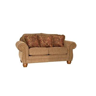 Sturbridge Sofa Upholstery: Wolf Brass