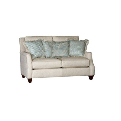 Tolland Loveseat Upholstery: Patrician Bisque