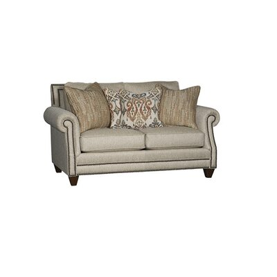 Walpole Loveseat Upholstery: Runaround Beige