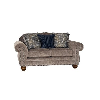 Sturbridge Sofa Upholstery: Muse Pecan