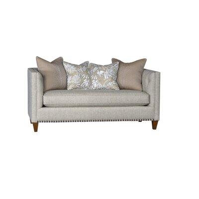 Sudbury Loveseat Upholstery: Comfort Mocha