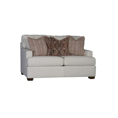 Taunton Loveseat Upholstery: Southpaw Dust