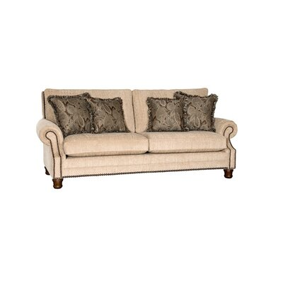 Templeton Sofa Upholstery: Austin Wheat