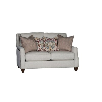 Tolland Loveseat Upholstery: Sugarshack Mineral