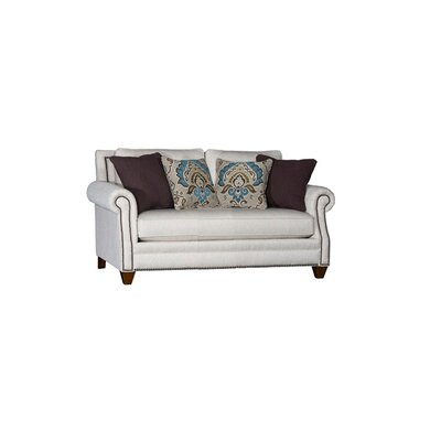 Tyngsborough Loveseat Upholstery: Lake Como Bliss