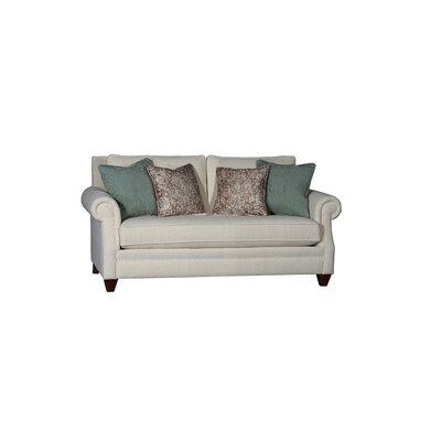 Tyngsborough Loveseat Upholstery: Baird Snow