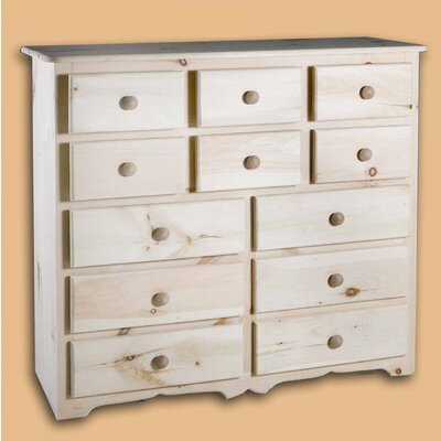 Lakota 12 Drawer Dresser