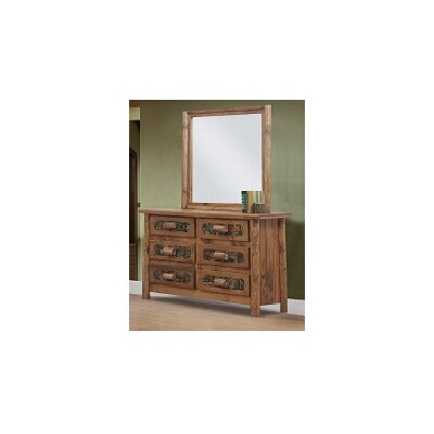 Framingham 6 Drawer Dresser