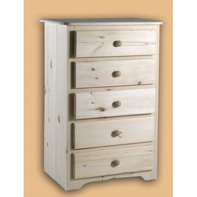Dabney 5 Drawer Chest
