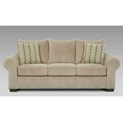 Hagan Sofa Color: Seal