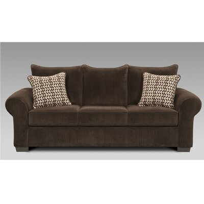 Hagan Sofa Color: Mink