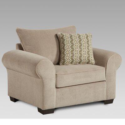 Hagan Chair and a Half Color: Seal