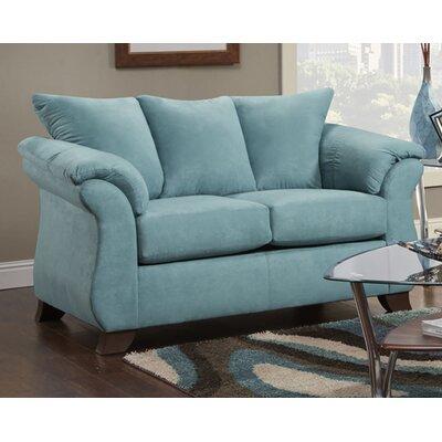 Payton Loveseat Upholstery: Capri