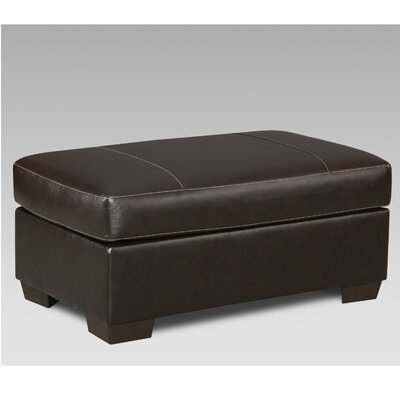 Gardner Ottoman Color: Chocolate