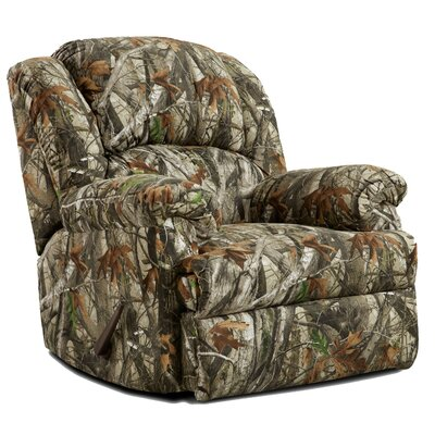Bear Rocker Next Camo Recliner