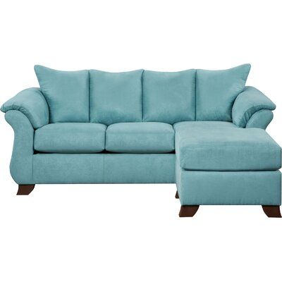 Payton Sectional Upholstery: Capri
