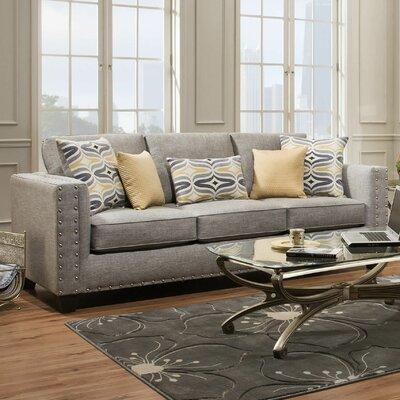 Oliver Sofa Upholstery: Paradigm Quartz
