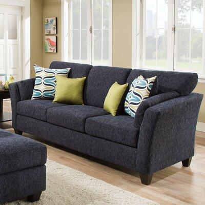 Tully Sofa Upholstery: River Run Indigo