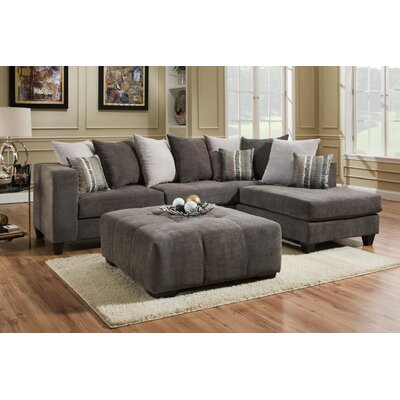 Lebaron Heavenly Mocha Sectional