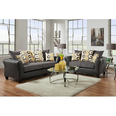 Wallie Configurable Living Room Set