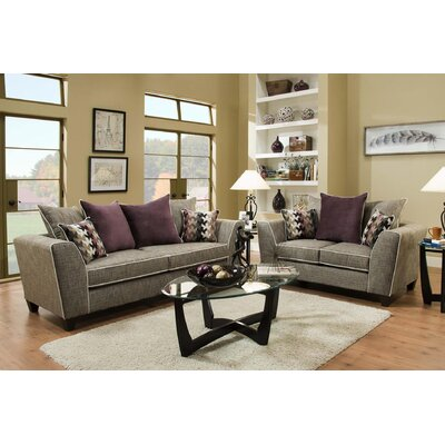 Teterboro San Miguel Char Living Room Collection