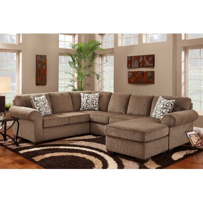 Stillman Reversible Chaise Sectional