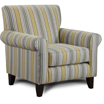 Cargin Striped Armchair