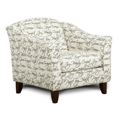 Cargin Wood Armchair