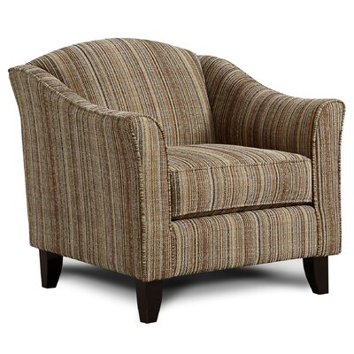 Shillings Striped Armchair