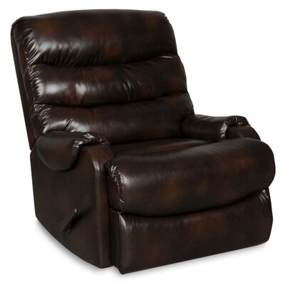 Fritz Manual Glider Swivel Recliner