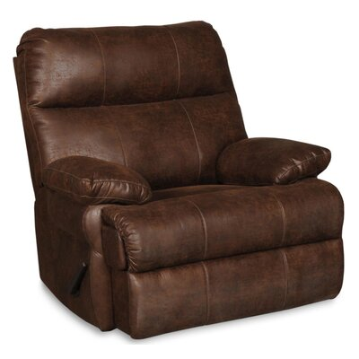 Fritz Upholstered Glider Swivel Recliner