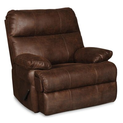 Rooney Solid Rocker Swivel Recliner