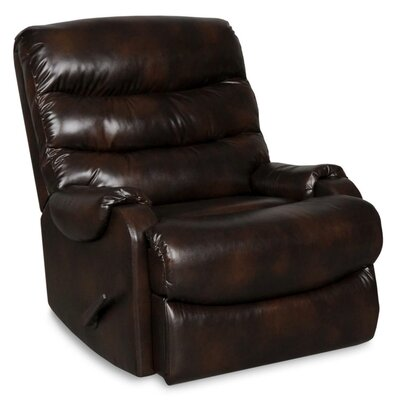 Brando Solid Swivel Recliner