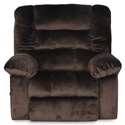 Brando Manual Swivel Recliner