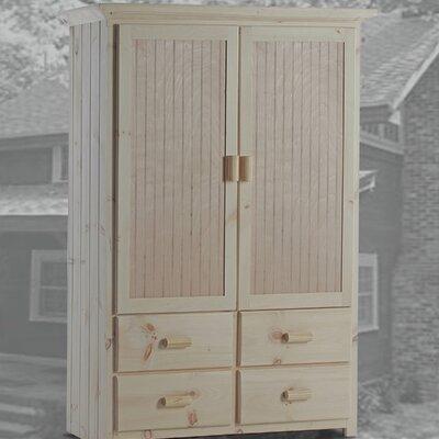 Duxbury Cabin Armoire