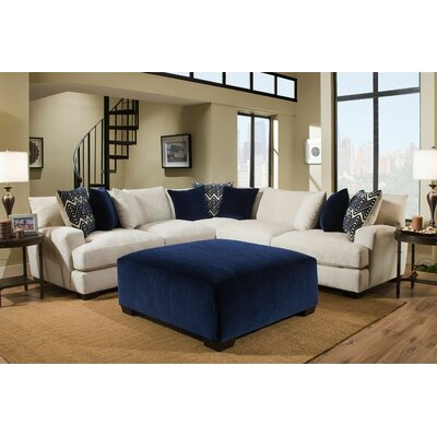 Stoddard Solid Sectional