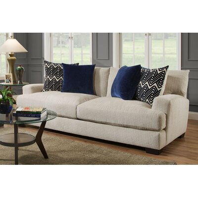 Stoddard Sofa Upholstery: Ultimate Platinum