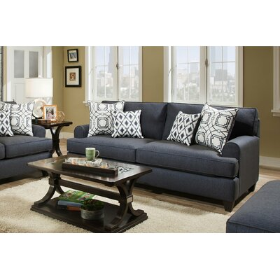 Chadwick Sofa Upholstery: Wicked Navy