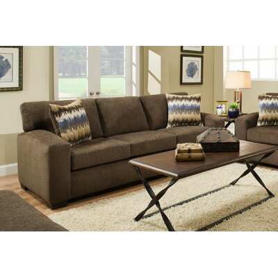 Stricker Sleeper Sofa Upholstery: Perth Chocolate