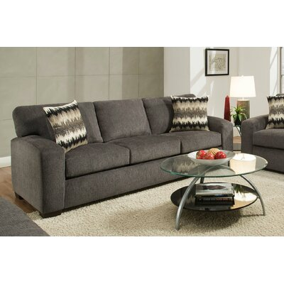 Stricker Sleeper Sofa Upholstery: Perth Smoke