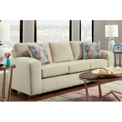 Stotts Sofa Upholstery: Silverton Platinum