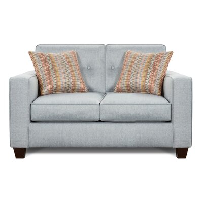 Tu Arm Loveseat