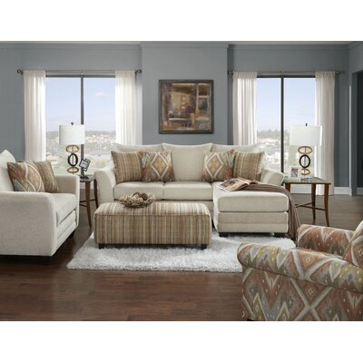Shillings Reversible Sectional