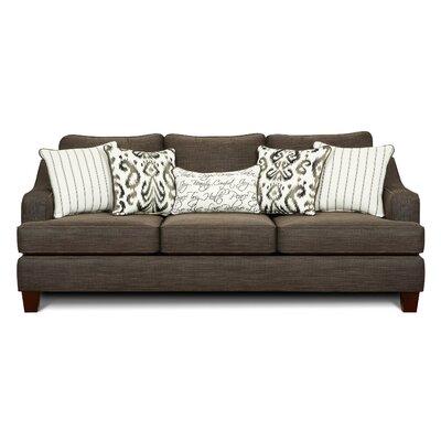 Cargin Sofa Upholstery: Odin Pewter