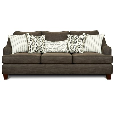 Cargin Sleeper Sofa Upholstery: Odin Pewter