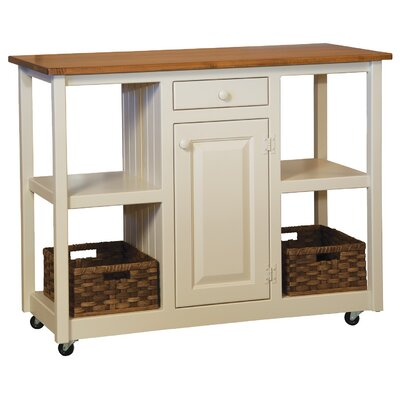Maclin Kitchen Cart