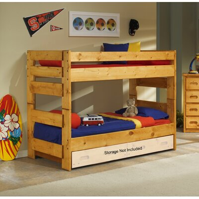 Alerburry Twin Over Twin Bunk Bed