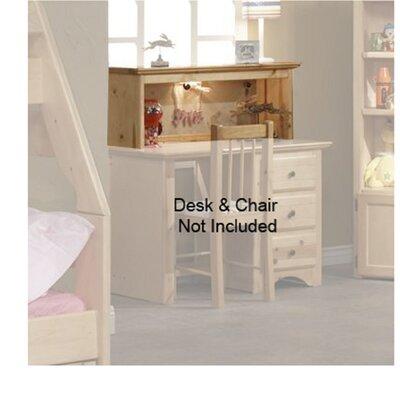 Valene 16 H x 44 W Desk Hutch Finish: Desert Sand