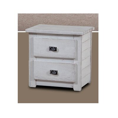 Chilson 2 Drawer Nightstand